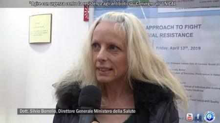 """UniCal: Convegno """"Agire con urgenza contro la resistenza agli antibiotici""""-servizio"""