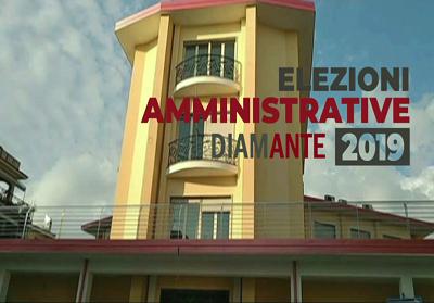 Elezioni Amministrative a Diamante, ecco i candidati ed i simboli delle due Liste