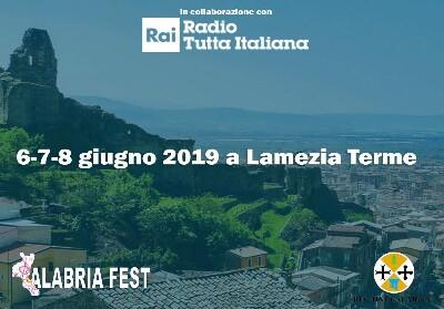 """Selezionati gli 8 finalisti del """"Calabria Fest -Tutta Italiana"""""""