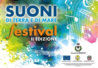 """A Bonifati il Festival """"Suoni di Terra e di Mare"""", un'estate alla scoperta della musica e del territorio"""