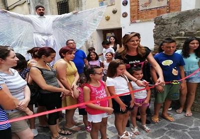 """Maierà: Successo per la manifestazione """"Arte e Laboratori nel Borgo Antico"""""""