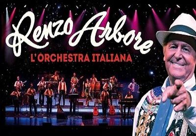 RENZO ARBORE e l'Orchestra Italiana in Tour- 14/8/19 Teatro dei Ruderi di Cirella (Cs)
