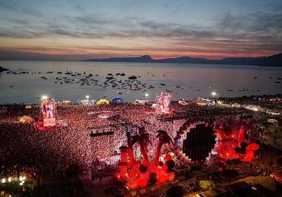 Diamante: L'Assessore Amoroso si complimenta per il successo del Jova Beach Party a Praia a Mare