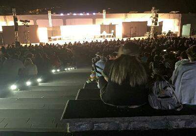 Diamante: Biagio Izzo ha chiuso in bellezza la stagione del Teatro dei Ruderi