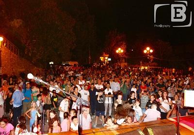 Grande successo di pubblico per la I edizione del Buonvicino Tarantella Festival