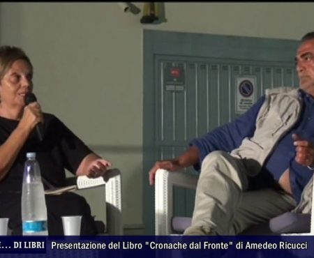Diamante: Presentazione del Libro del giornalista Amedeo Ricucci