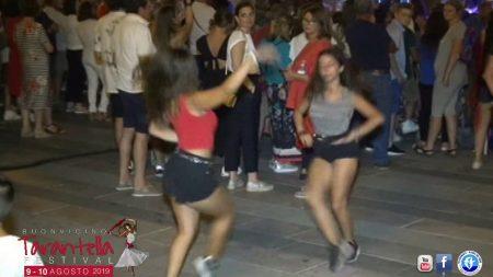 I^ edizione del Buonvicino Tarantella Festival-servizio