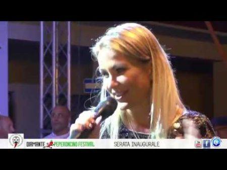 Diamante: Peperoncino Festival serata inaugurale, ospite Eva Henger