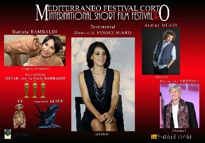 Diamante: Tutto pronto per il Mediterraneo Festival Corto, un edizione con grandi ospiti
