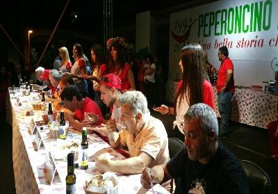 Diamante: Grande attesa per la finale dei Mangiatori di peperoncino