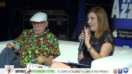 """Peperoncino Festival: Presentazione Libro """"Il Cedro di Calabria"""" di Enzo Monaco"""
