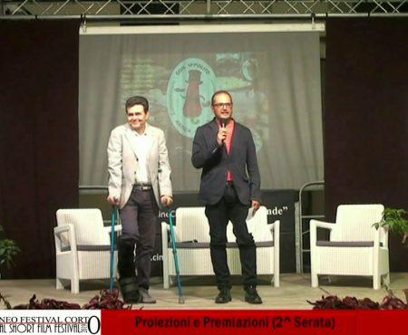 Diamante: Mediterraneo Festival Corto -Premiazioni (2^serata)