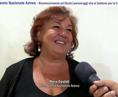 Premio Nazionale Astrea- Annunciati i nomi dei premiati- video/interviste