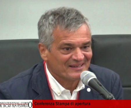 Diamante: Conferenza stampa di apertura del Mediterraneo Festival Corto