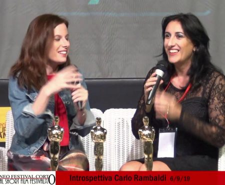 Diamante: Mediterraneo Festival Corto – Introspettiva Carlo Rambaldi (1^serata)