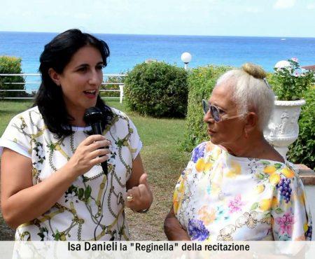 """Intervista all'attrice Napoletana Isa Danieli, la """"Reginella"""" della recitazione"""