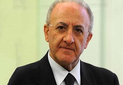 Diamante: Il Presidente della Regione Campania, Vincenzo De Luca ospite del Peperoncino Festival