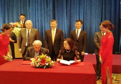 Il Pres. Enzo Monaco incontra delegazione cinese a Roma per il 1° Festival Mondiale del Peperoncino che si terrà in Cina nel 2020