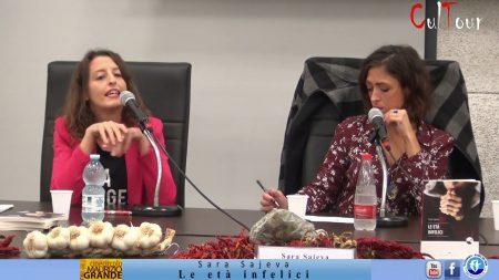 """Diamante: Presentazione del libro """"Le età infelici"""" di Sara Sajeva"""