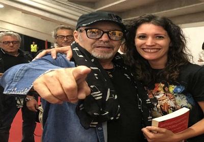 Diamante: Si chiude CulTour con l'unica tappa calabrese per Vittoria Chiarenza autrice della biografia di Vasco Rossi