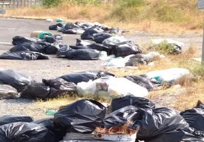 Italia Nostra: Rifiuti abbandonati sulla SS 18, è l'ora della video sorveglianza