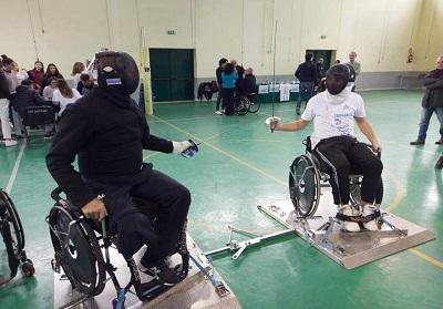 Sport senza barriere, i Campioni Paralimpici hanno incontrato gli alunni dell' IIS di Diamante