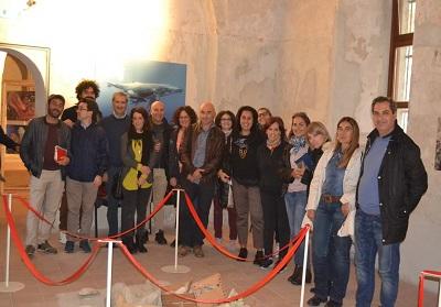 Si è svolta a Tropea una giornata di formazione e di aggiornamento dell'Associazione Guide Turistiche della Calabria