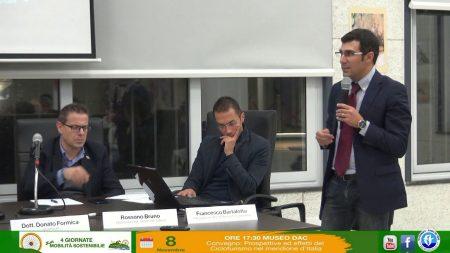 """Diamante: Convegno """"Prospettive ed effetti del Cicloturismo nel meridione d'Italia"""""""