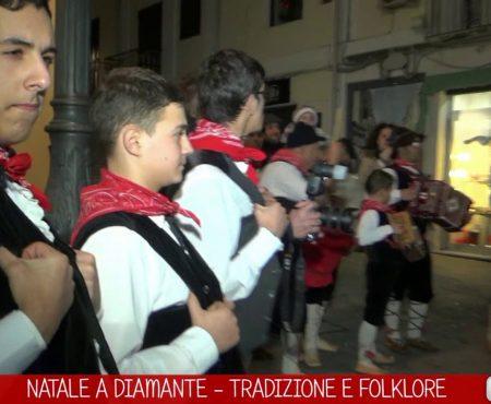 Natale a Diamante- Tradizione e Folklore con i Zampognari e il Gruppo Folk di Verbicaro