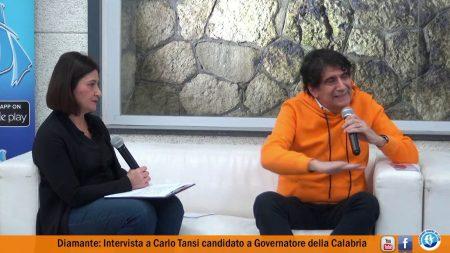 Diamante: Incontro con Carlo Tansi candidato a Governatore della Calabria