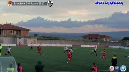 Calcio- Asd Sambiase Lamezia – Usd Scalea 2-0-sintesi