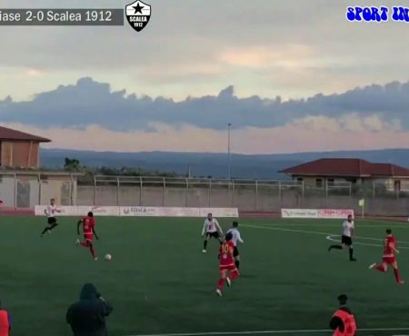 Calcio- Asd Sambiase Lamezia – Usd Scalea 2-0-sintesi
