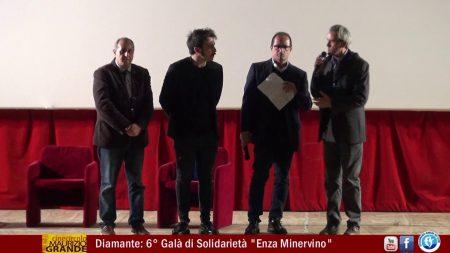"""Galà di Solidarietà """"Enza Minervino"""" del Cinecircolo Maurizio Grande di Diamante – integrale"""
