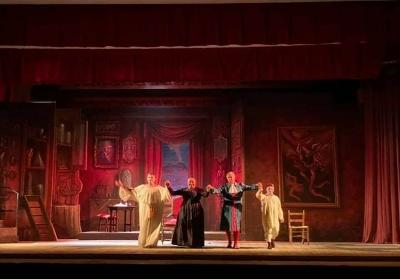 Diamante: Successo di pubblico per la prima serata della Stagione Teatrale 2020