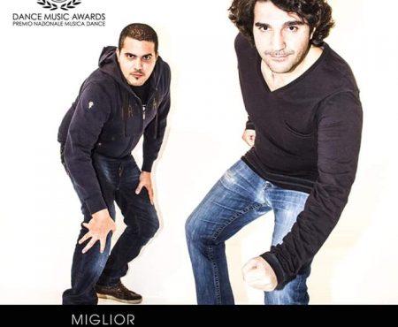Il Dj belvederese Gabry Sanginetotra i candidati del Dance Music Awards