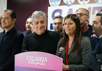 Elezioni Calabria: I Candidati piu votati del Centrodestra nelle varie circoscrizioni