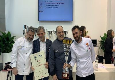 """Il miglior gelato è Calabrese, il Mastro gelataio Mastroianni premiato """"Eccellenza 2020"""""""