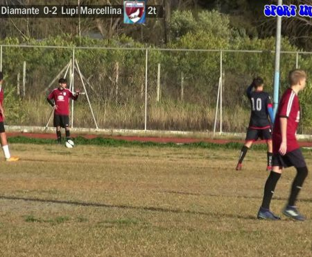 Campionato Allievi: Virtus Diamante – Lupi Marcellina 0-4 sintesi