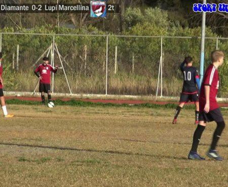 Campionato Allievi: Virtus Diamante – Lupi Marcellina 0-4 sintesi