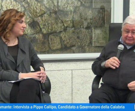 Diamante: Intervista a Pippo Callipo, candidato a Governatore della Calabria