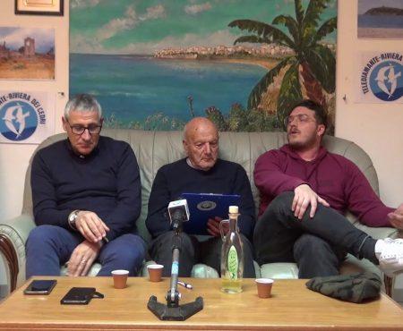 Un bicchiere di cedro con … L'attore e regista Giammaria Cauteruccio ed Enzo Caselli
