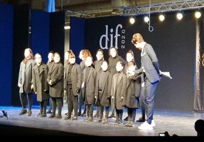 Diamante: Successo per la Scuola MusicalTime al Dif di Firenze. L'allieva Alessandra D'Agostino approda al Teatro Sistina