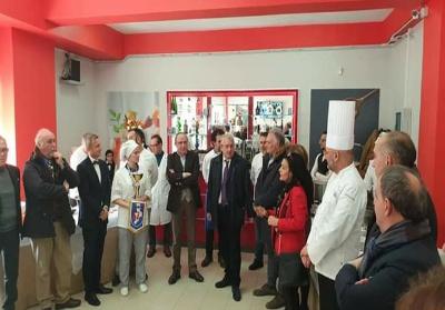 Istituto Alberghiero Diamante: Inaugurati i nuovi laboratori di Cucina e Sala Bar
