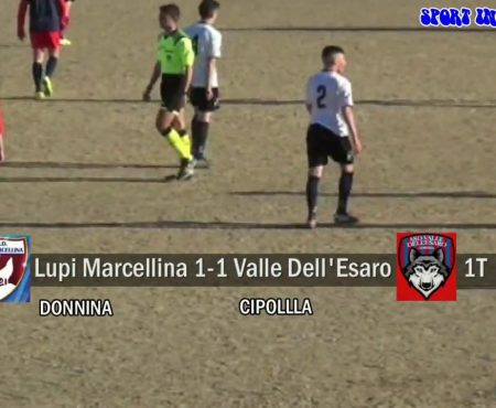 Calcio Campionato Allievi (Cs): Lupi Marcellina – Valle dell'Esaro 1-2 sintesi