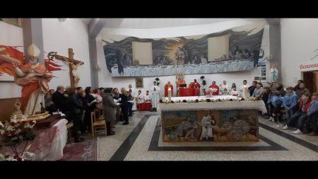 Diamante: Festeggiamenti in onore di San Biagio-un servizio di Enzo Caselli