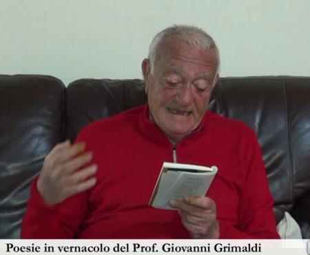 Poesie in dialetto Diamantese del Prof. Giovanni Grimaldi