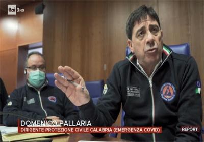 Il capo della Protezione Civile, Pallaria si dimette, Santelli ne prende atto