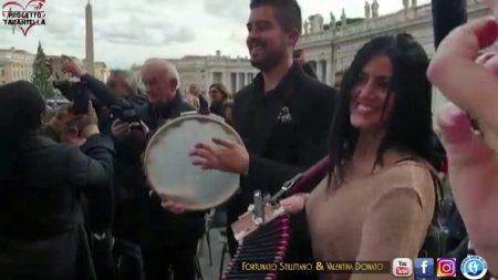 Progetto Tarantella con Fortunato Stillittano & Valentina Donato