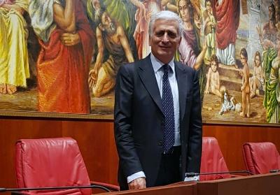 Graziano (UDC)esalta le Linee programmatiche della Santelli e richiama tutti alla cooperazione