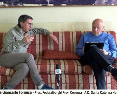 Coronavirus: Intervista a Giancarlo Formica – Pres. Federalbeghi Provincia di Cosenza